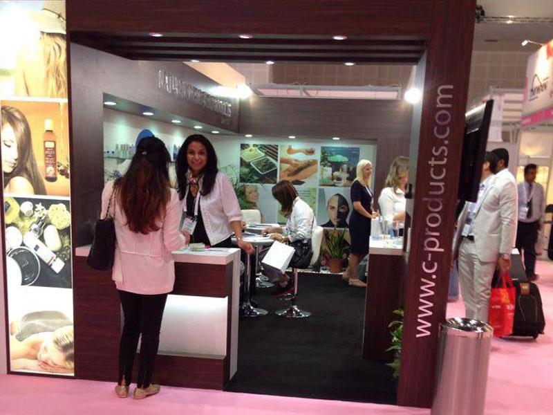 Beautyworld Dubai 2014