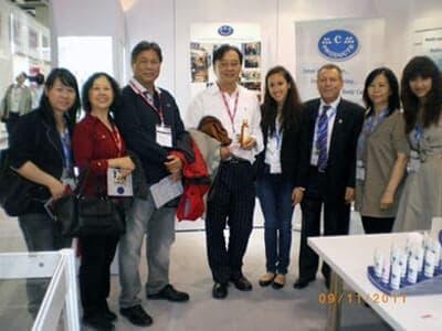 Cosmoprof Asia 2011