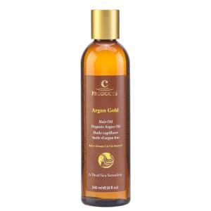 C-Products Argan Gold Hair Oil