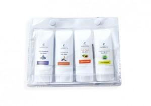 Four Mini Body Butters Bag