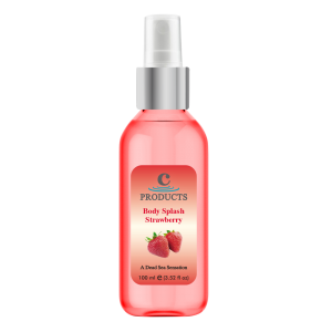 Body Splash - Strawberry