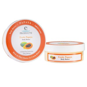 c-Products Exotic Papaya Body Butter