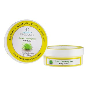 c-Products Fresh Lemongrass Body Butter