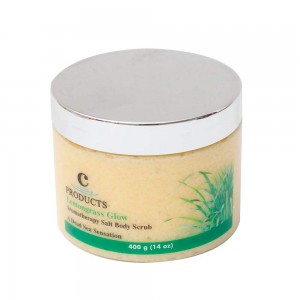 C-Products Lemongrass Glow Body Scrub