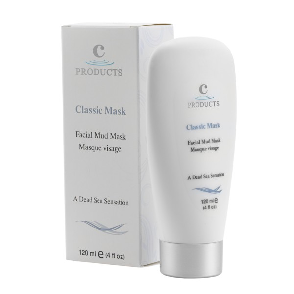 c-Products Dead Sea Classic Mask (180g)