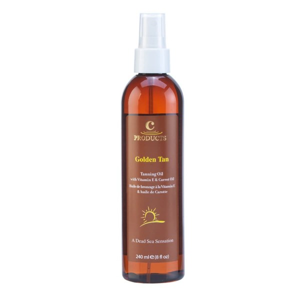 c-Products Golden Tan