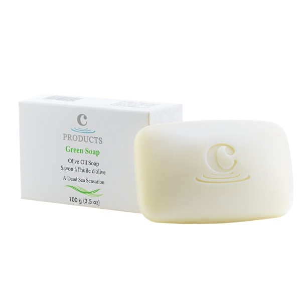 C-Products Green Soap