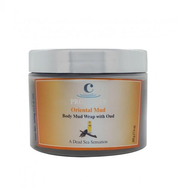 C-Products Dead Sea Oriental Mud